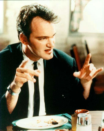Quentin Tarantino, maestro de maestros