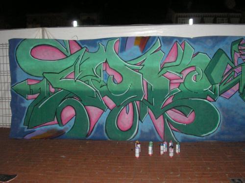 Graffiti del Gon