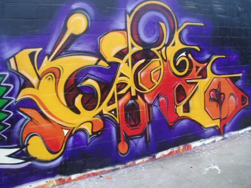 Graffiti del Jairox
