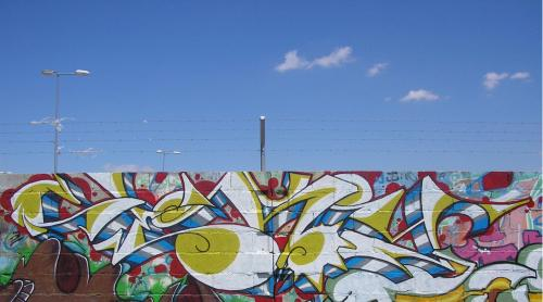Graffiti del Sery
